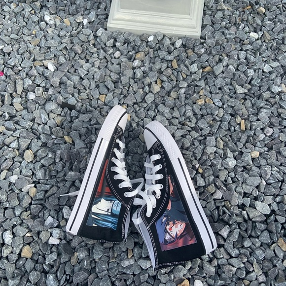 Custom shoes naruto